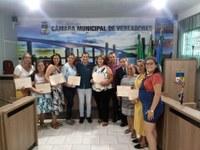 Câmara de Vereadores sedia a posse dos novos Conselheiros Tutelares